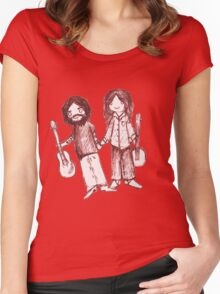 Country Couple Women's Fitted Scoop T-Shirt