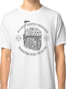 Hunter services. Classic T-Shirt