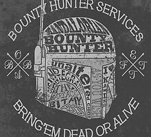 Hunter services. (Alternate) by J.C. Maziu