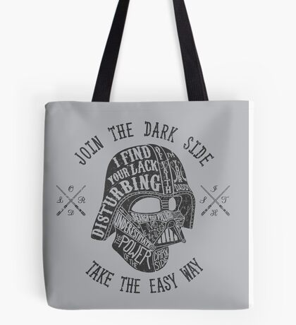 The easy way. Tote Bag