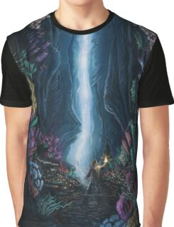 The Crevice Graphic T-Shirt