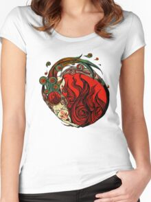 The Goddess Women's Fitted Scoop T-Shirt