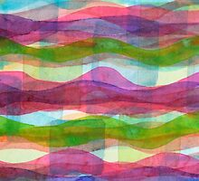 Infinte Waves by Heidi Capitaine