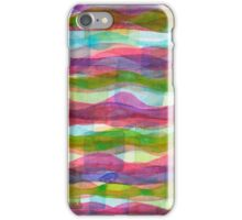 Infinte Waves iPhone Case/Skin