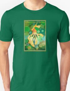 A Dream Is A Wish Your Carp Makes Unisex T-Shirt