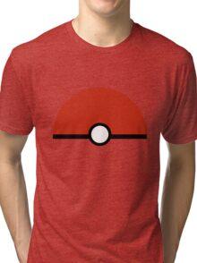 Pokéball is ♥ Tri-blend T-Shirt