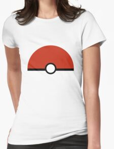 Pokéball is ♥ Womens Fitted T-Shirt