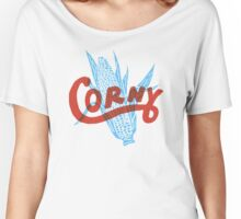 Corny Women's Relaxed Fit T-Shirt
