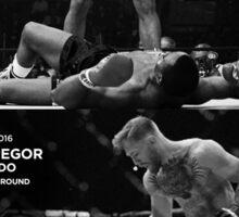 McGregor / Ali Sticker