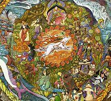 Okami's World by Hlodwig