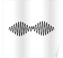 Arctic Monkeys Logo Poster