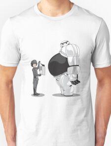 Baymax Big Trooper T-Shirt
