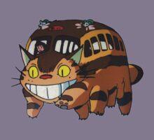Cat Bus Totoro Kids Tee