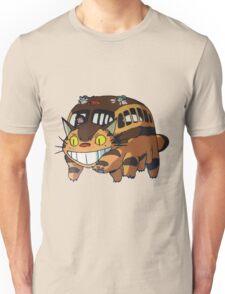 Cat Bus Totoro Unisex T-Shirt