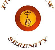 FIREFLY CREW Serenity by Radwulf