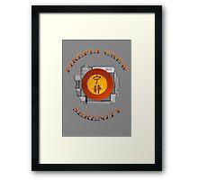FIREFLY CREW  Serenity BH Framed Print