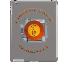FIREFLY CREW  Serenity BH iPad Case/Skin