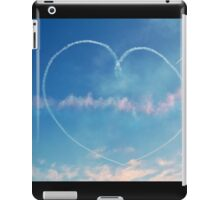 Heart in the sky iPad Case/Skin