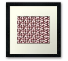 Pattern #31 Framed Print
