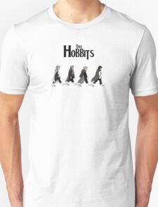 Parody : The Hobbits Unisex T-Shirt