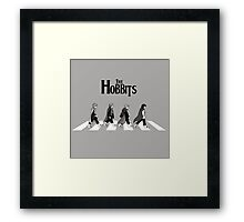 Parody : The Hobbits Framed Print