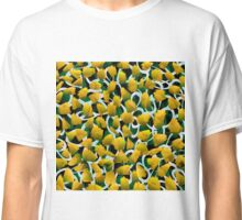 Yellow Blossoms Field Classic T-Shirt
