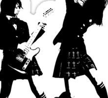 Scandal (japanese band) Sticker