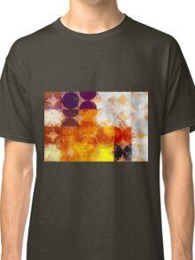 half circle impressionism Classic T-Shirt