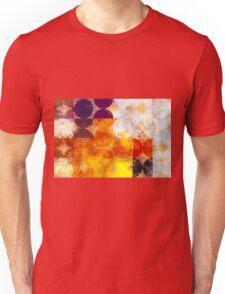 half circle impressionism Unisex T-Shirt