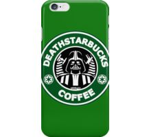 Death StarBuck Coffee iPhone Case/Skin