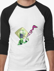 invander zim Men's Baseball ¾ T-Shirt