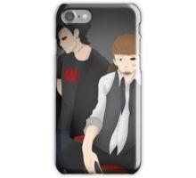 Entoan & Dlive - Tokyo Ghoul iPhone Case/Skin