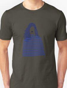 Stripe girl Unisex T-Shirt