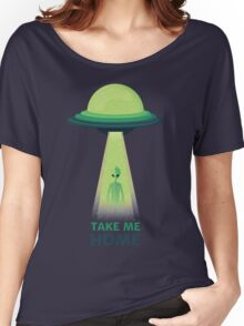 Take Me Home Women's Relaxed Fit T-Shirt