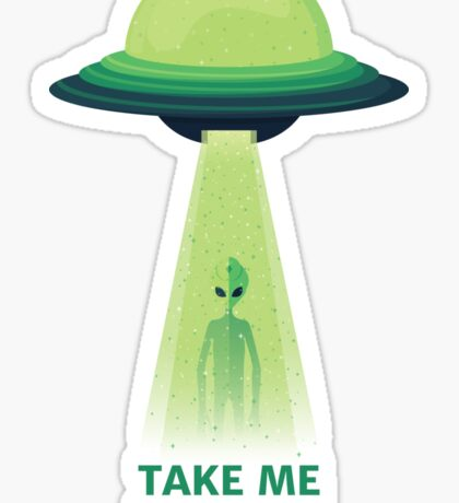 Take Me Home Sticker