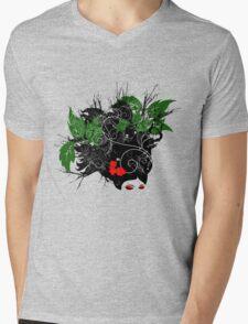 Brunch hair Mens V-Neck T-Shirt