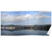 Panorama Of Marmaris Bay  Poster