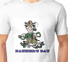 Happy Fathers Day Unisex T-Shirt