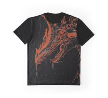 Smaug (blood red ) Graphic T-Shirt