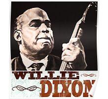 Willie Dixon Poster