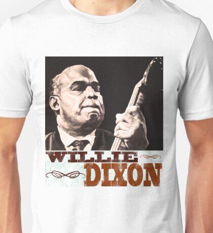 Willie Dixon Unisex T-Shirt