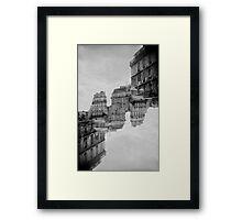 London Double #1 Framed Print