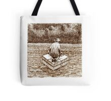 Remote Past Tote Bag
