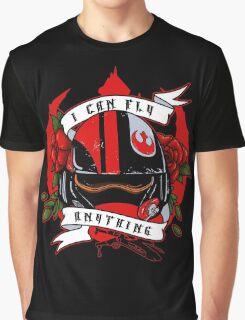 The Pilot Graphic T-Shirt