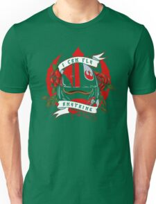 The Pilot Unisex T-Shirt