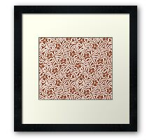 Pattern #35  Framed Print
