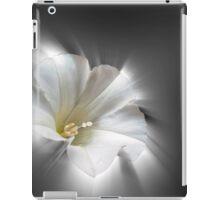 Shining in the dark iPad Case/Skin
