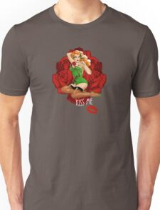 Ivy and Roses Pinup Unisex T-Shirt