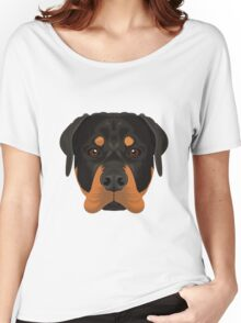 Rottweiler Women's Relaxed Fit T-Shirt
