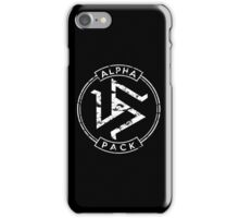 Alpha Pack - Teen Wolf iPhone Case/Skin